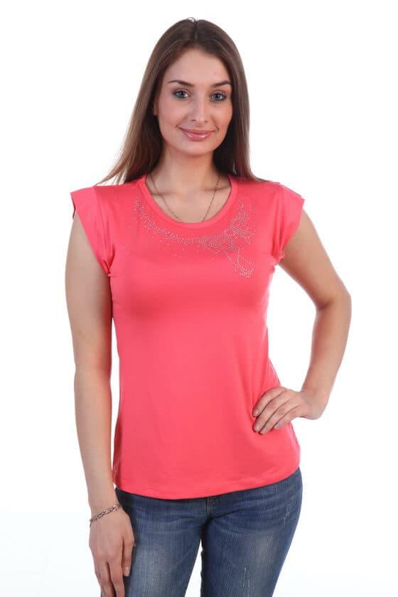 2ca3526123b Летняя женская блузка Кристалл из вискозы